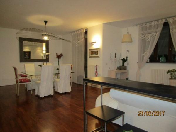 Appartamento in vendita a Peschiera Borromeo, Con giardino, 235 mq - Foto 12