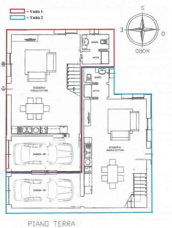 Appartamento in vendita a Albignasego, Con giardino, 120 mq - Foto 4