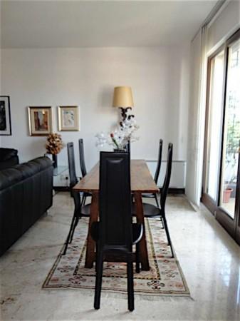 Appartamento in vendita a Padova, Arredato, con giardino, 145 mq - Foto 11