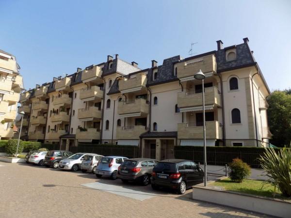 Appartamento in vendita a Senago, Adiacente Comasina Castelletto, Con giardino, 100 mq - Foto 3