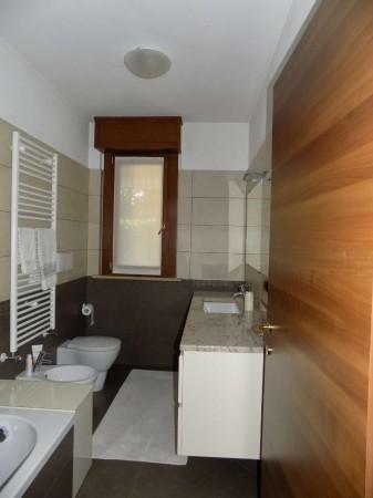 Appartamento in vendita a Senago, Adiacente Comasina Castelletto, Con giardino, 100 mq - Foto 7