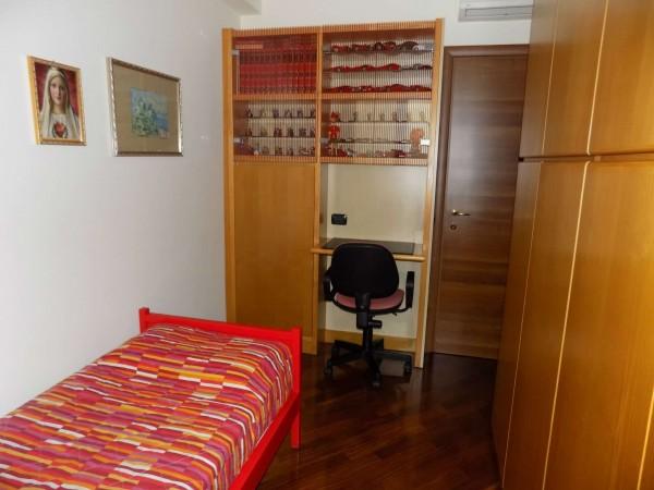 Appartamento in vendita a Senago, Adiacente Comasina Castelletto, Con giardino, 100 mq - Foto 13