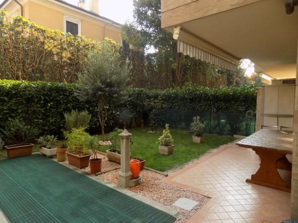 Appartamento in vendita a Senago, Adiacente Comasina Castelletto, Con giardino, 100 mq - Foto 5