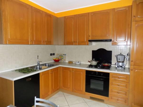 Appartamento in vendita a Senago, Adiacente Comasina Castelletto, Con giardino, 100 mq - Foto 14