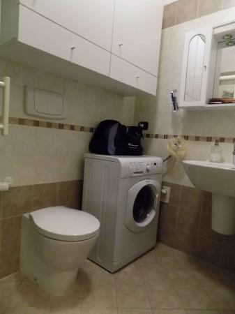 Appartamento in vendita a Senago, Adiacente Comasina Castelletto, Con giardino, 100 mq - Foto 9
