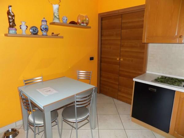 Appartamento in vendita a Senago, Adiacente Comasina Castelletto, Con giardino, 100 mq - Foto 16