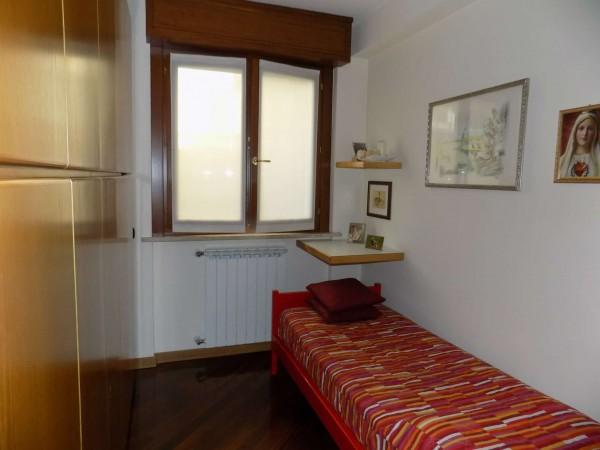 Appartamento in vendita a Senago, Adiacente Comasina Castelletto, Con giardino, 100 mq - Foto 12