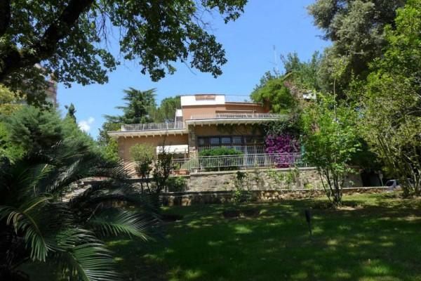 Villa in vendita a Roma, Cortina D'ampezzo, Con giardino, 380 mq