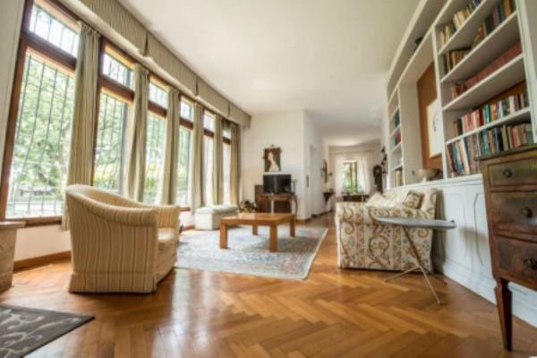 Villa in vendita a Roma, Cortina D'ampezzo, Con giardino, 471 mq - Foto 30