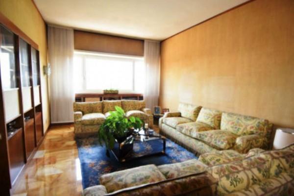 Appartamento in vendita a Roma, Vigna Clara, Con giardino, 230 mq