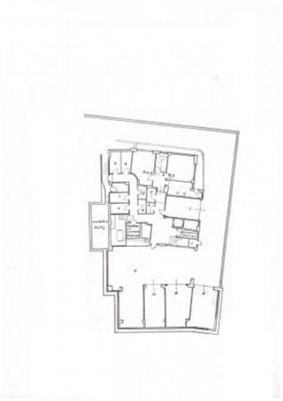 Appartamento in vendita a Roma, Corso Di Francia, Con giardino, 160 mq - Foto 3