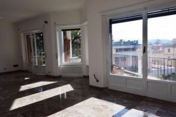 Appartamento in affitto a Roma, Ponte Milvio, 196 mq - Foto 7