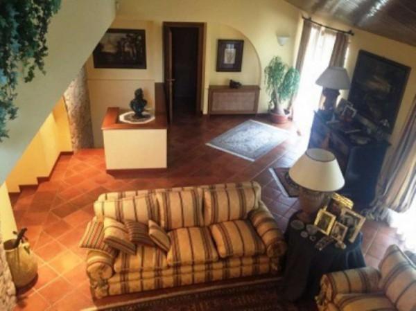 Villa in vendita a Roma, Giustiniana, Con giardino, 280 mq - Foto 13