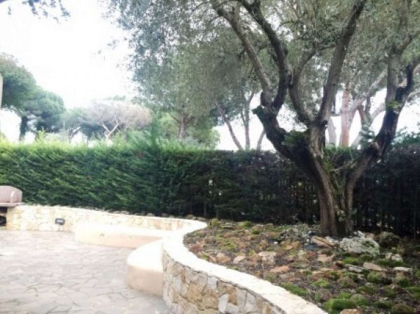Villa in vendita a Roma, Giustiniana, Con giardino, 280 mq