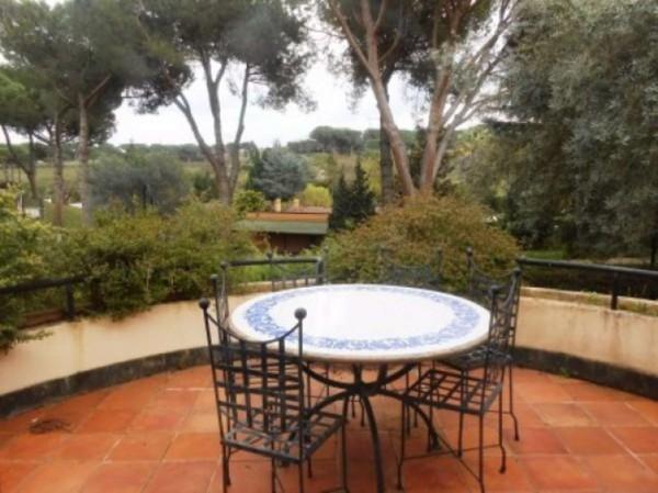 Villa in vendita a Roma, Giustiniana, Con giardino, 380 mq - Foto 5