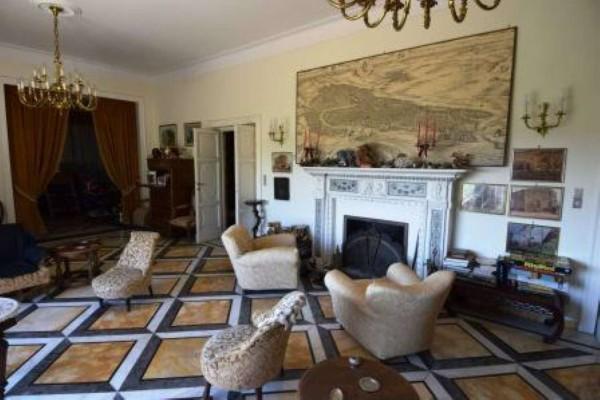 Villa in vendita a Roma, Camilluccia, Con giardino, 1830 mq - Foto 17