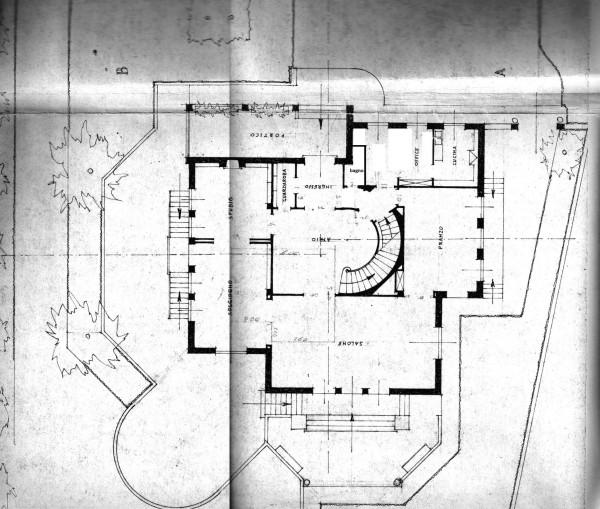 Villa in vendita a Roma, Camilluccia, Con giardino, 1830 mq - Foto 2