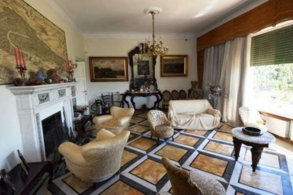 Villa in vendita a Roma, Camilluccia, Con giardino, 1830 mq - Foto 1