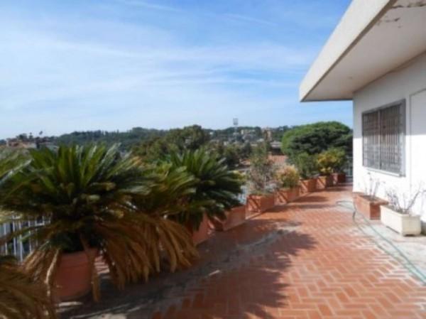 Appartamento in vendita a Roma, Vigna Clara, 200 mq