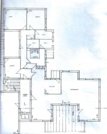 Appartamento in vendita a Roma, Cortina D'ampezzo, 250 mq - Foto 3