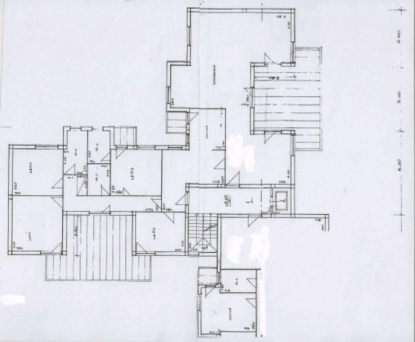 Appartamento in vendita a Roma, Cortina D'ampezzo, 250 mq - Foto 2