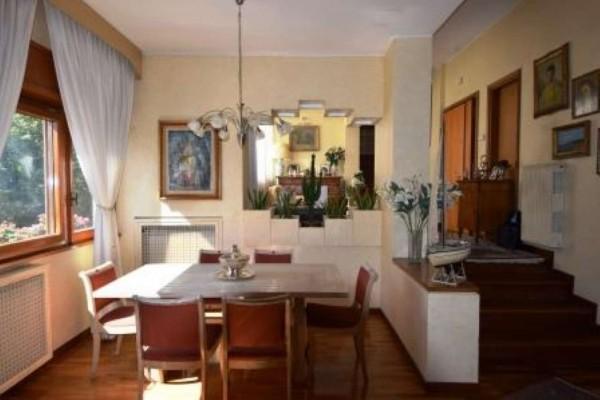 Appartamento in vendita a Roma, Via Della Camilluccia, Con giardino, 185 mq - Foto 3
