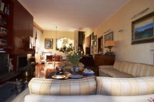 Appartamento in vendita a Roma, Via Della Camilluccia, Con giardino, 185 mq - Foto 4