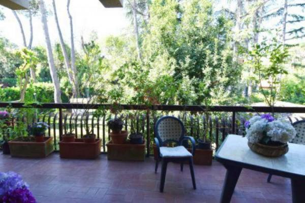 Appartamento in vendita a Roma, Via Della Camilluccia, Con giardino, 180 mq - Foto 6