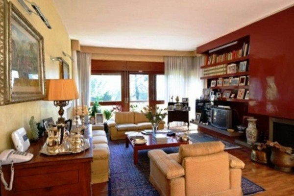Appartamento in vendita a Roma, Via Della Camilluccia, Con giardino, 180 mq - Foto 3