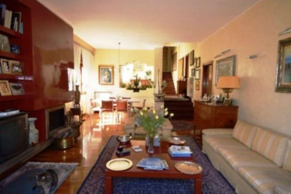 Appartamento in vendita a Roma, Via Della Camilluccia, Con giardino, 180 mq - Foto 9