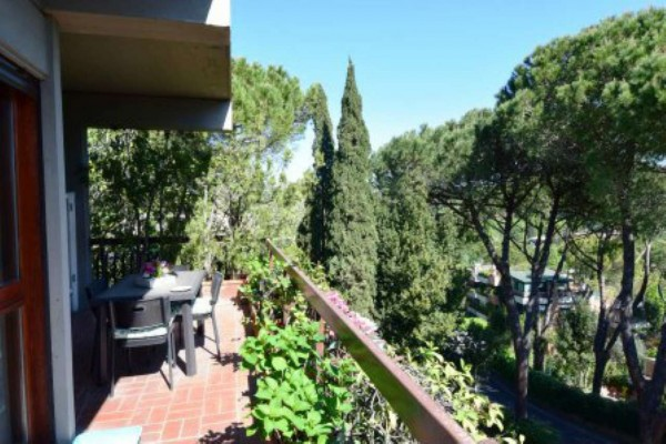 Appartamento in vendita a Roma, Via Della Camilluccia, Con giardino, 180 mq