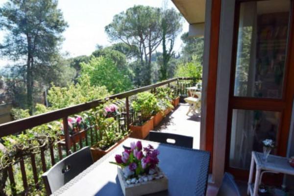 Appartamento in vendita a Roma, Via Della Camilluccia, Con giardino, 180 mq - Foto 16