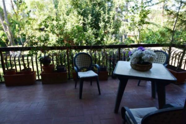 Appartamento in vendita a Roma, Via Della Camilluccia, Con giardino, 180 mq - Foto 12
