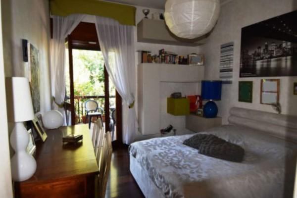 Appartamento in vendita a Roma, Via Della Camilluccia, Con giardino, 180 mq - Foto 5