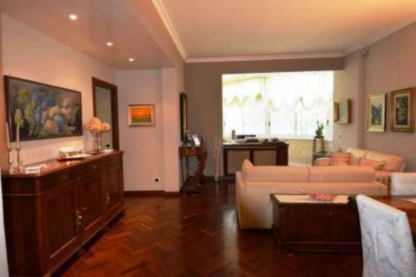 Appartamento in vendita a Roma, Trionfale, Con giardino, 130 mq