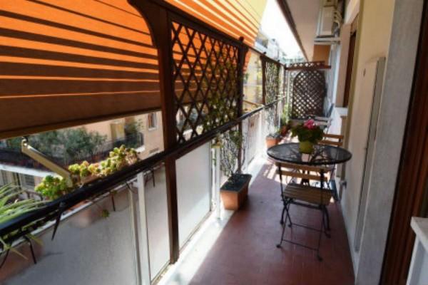 Appartamento in vendita a Roma, Pineta Sacchetti, Con giardino, 142 mq - Foto 4
