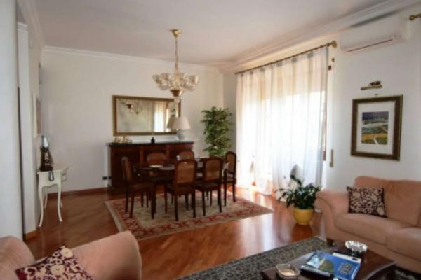 Appartamento in vendita a Roma, Pineta Sacchetti, Con giardino, 142 mq