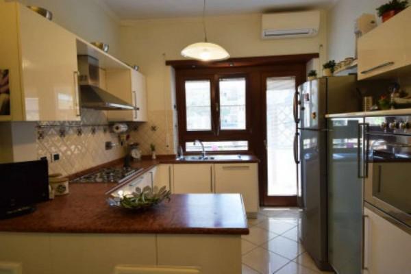 Appartamento in vendita a Roma, Pineta Sacchetti, Con giardino, 142 mq - Foto 15