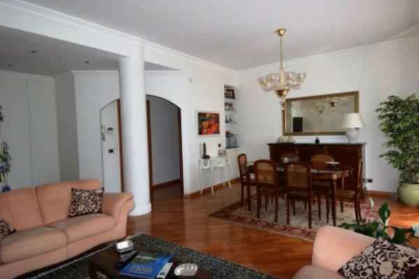Appartamento in vendita a Roma, Pineta Sacchetti, Con giardino, 142 mq - Foto 19