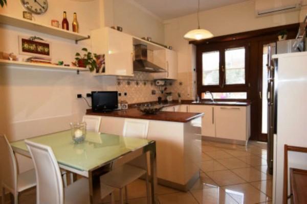 Appartamento in vendita a Roma, Pineta Sacchetti, Con giardino, 142 mq - Foto 13