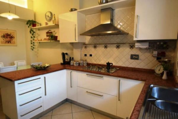 Appartamento in vendita a Roma, Pineta Sacchetti, Con giardino, 142 mq - Foto 12
