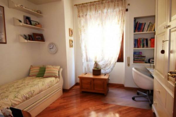 Appartamento in vendita a Roma, Pineta Sacchetti, Con giardino, 142 mq - Foto 7