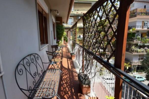 Appartamento in vendita a Roma, Pineta Sacchetti, Con giardino, 142 mq - Foto 5
