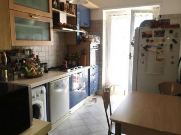 Appartamento in vendita a Roma, Pineta Sacchetti, Con giardino, 176 mq - Foto 12