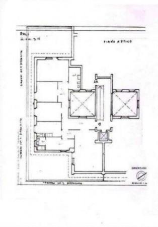 Appartamento in vendita a Roma, Pineta Sacchetti, Con giardino, 176 mq - Foto 7