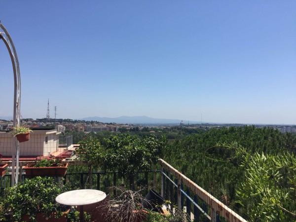Appartamento in vendita a Roma, Pineta Sacchetti, Con giardino, 176 mq - Foto 4