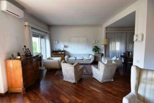 Appartamento in vendita a Roma, Monte Mario, Con giardino, 152 mq - Foto 14