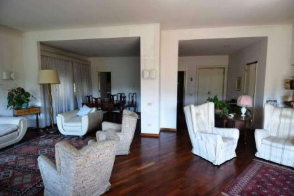 Appartamento in vendita a Roma, Monte Mario, Con giardino, 152 mq - Foto 5
