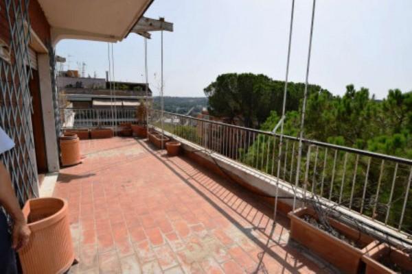 Appartamento in vendita a Roma, Fleming, Con giardino, 219 mq - Foto 12