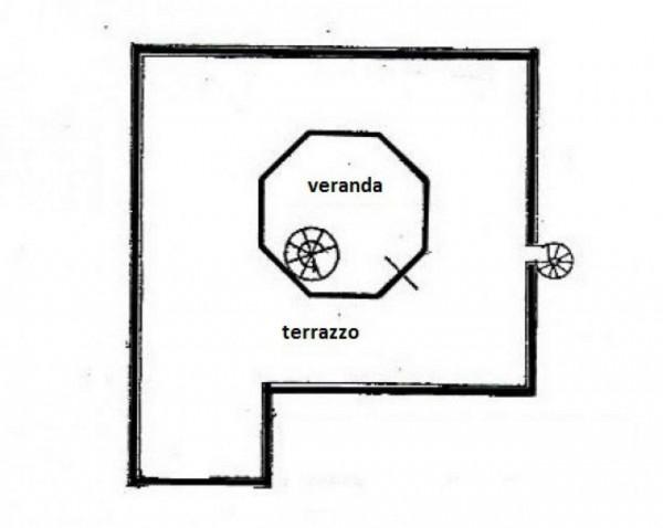 Appartamento in vendita a Roma, Fleming, Con giardino, 219 mq - Foto 2